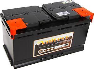 autobatterie batterie starterbatterie voltecc din 60044. Black Bedroom Furniture Sets. Home Design Ideas
