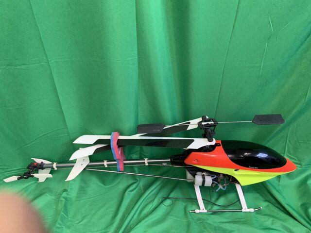 Thunder Tiger Raptor fly bar control arm set