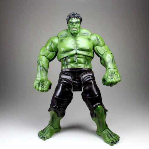 Marvel Select Legends Avenger Age of Ultron Ragnarok Hulk Pizza Spiderman Figure