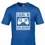 miniature 9 - Level Unlocked Gamer T-Shirt Birthday Boy Personalised Age Level Tee top