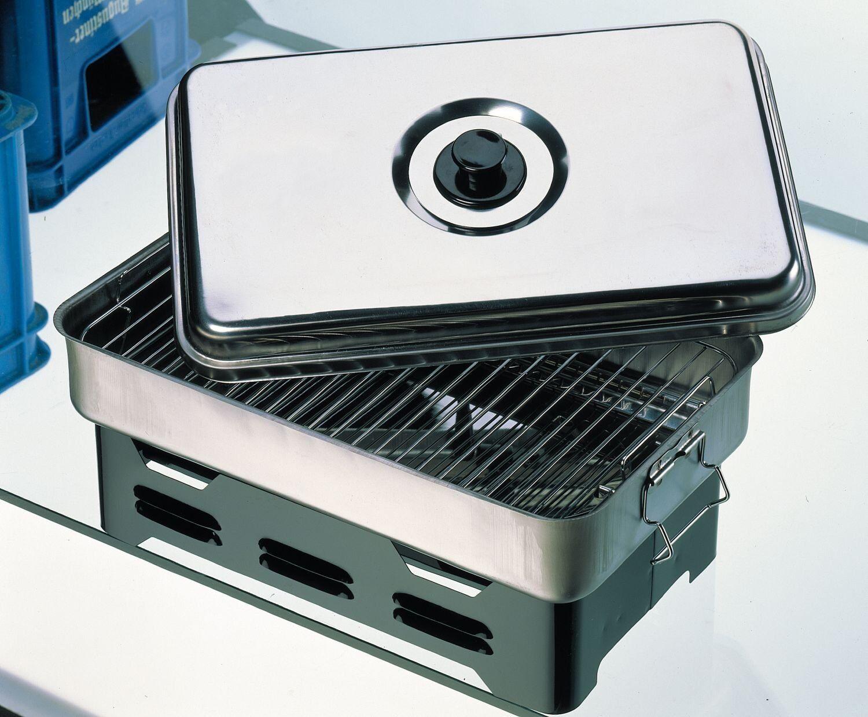 Cormoran - Affumicatore da barbecue (Y4X)