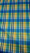 Preppy Plaid PUL fabric By The Half Yard, diapers, nappys, bibs, puppy pads