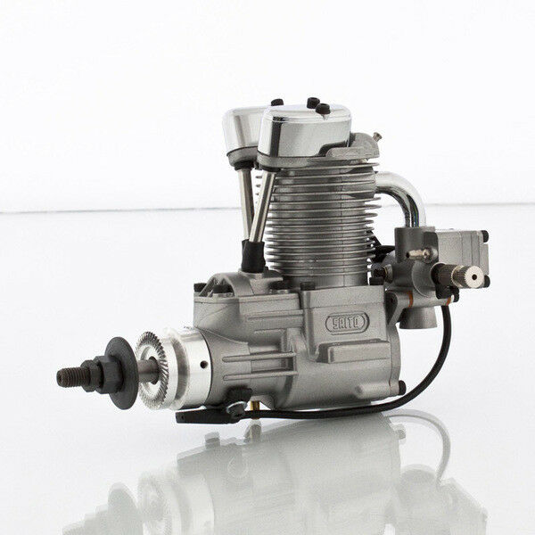 Saito-fg-14c 4-stroke gas engine-Galaxy RC