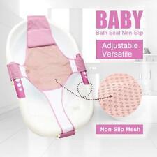 Verstellbarer Baby-Badewannensitz Sicherheitsbadewanne Badewanne Duschstütze Fal