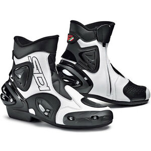 Sidi-Apex-Motorcycle-Boots-Short-Sports-Motorbike-Ankle-Motocross-MX-VENTED