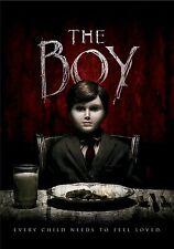 The Boy 2016 DVD --FREE SHIPPING !!!