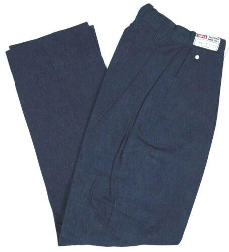 Vintage 50s Levis Sanforized Denim Jeans Womens 22