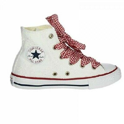 Chuck Taylor AllStar 663995C scarpe Da Donna Converse Bianco