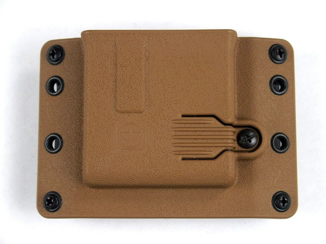 Raven Concealment Copia 223 556 Rifle Magazine Holster Carrier Coyote Brown