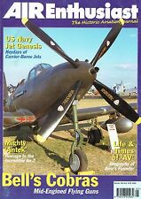 AIR ENTHUSIAST #81 MAY-JUN 99: BELL'S COBRA FAMILY/ UK AIR COPS/ DOUGLAS B-23