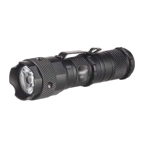 Hugsby P2 3W 1xAA//14500//CR123A CREE LED 3-mode 160 Lumens Lamp Flashlight Torch