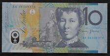 Australia 10 Dollars Horserider//Ox Cart//p58e UNC 2008