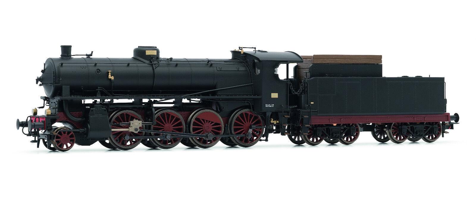Rivarossi HR2459 damflokomotive 740 119 Capredti FS DC New OVP
