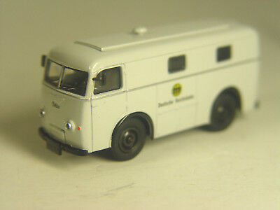 "Brekina 58305 Starline Models Elektro Paketwagen /"" Kaisers Kaffee /"" 1:87 NEU"