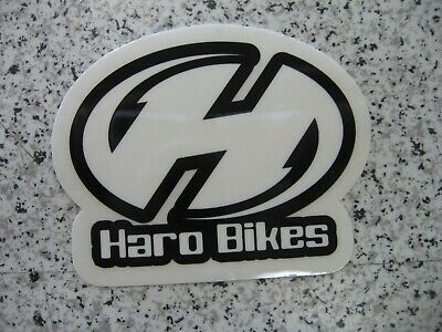 Haro Bikes Vinyl Sticker//Decal *BMX*Race*Freestyle*Vintage*Cranks*Pegs*handlebar