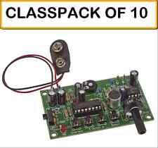 (CLASSPACK OF 10) Velleman MK171 Voice Changer Kit Ages 13+(Soldering Kit)