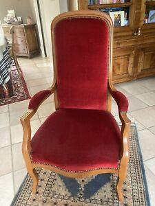 fauteuil voltaire ancien
