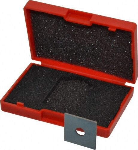 Value Collection 0.05 Inch Grade 0 Steel Gage Block Square