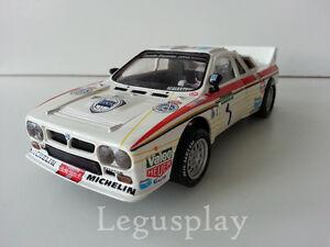 Slot-SCX-Scalextric-Altaya-Lancia-037-034-Rallye-de-Canarias-1986-034-N-1
