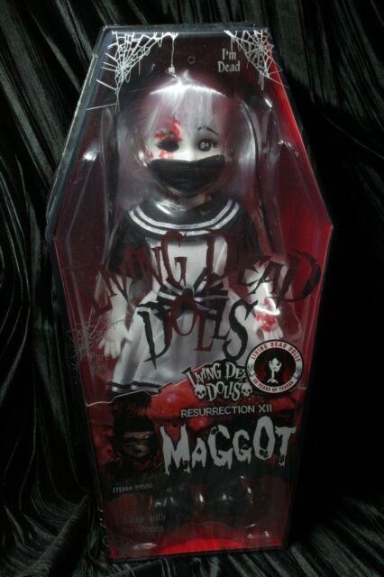 Living Dead Dolls Maggot Resurrection Variant Res Sealed LDD Mezco sullenToys