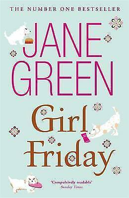 1 of 1 - Girl Friday, Green, Jane, New Book