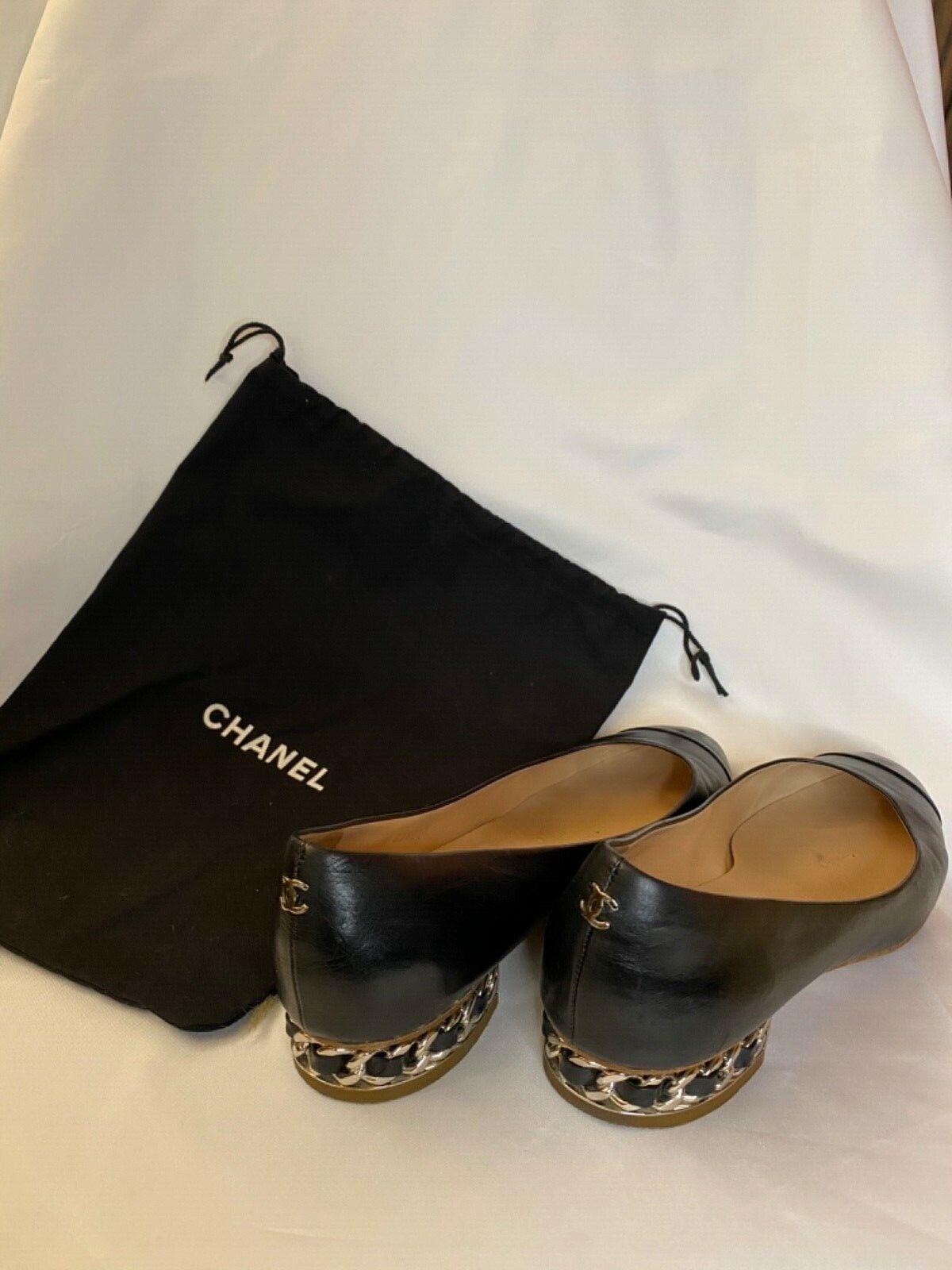 chanel flats online