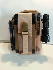 Concealed carry pack/holster for  9mm compact & 380mm subcompact  pistols guns