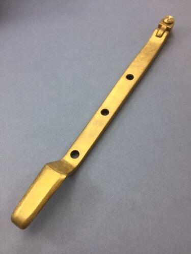 Brass 200 mm pegstay pour Acier Fenêtre-Self Couleur