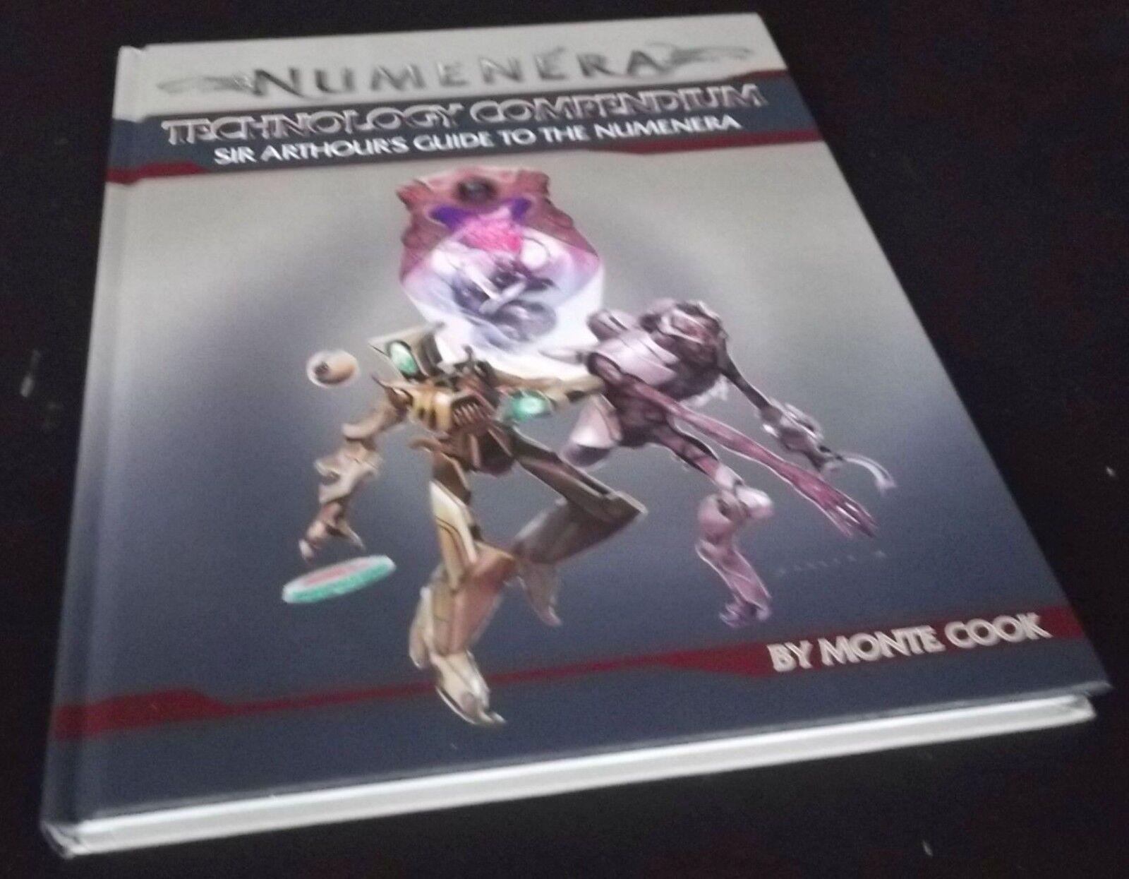Monte Cook  Numenera Technology Compendium. 2014