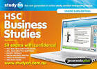 StudyOn HSC Business Studies & Booklet by Bruce Wilcock (Paperback, 2011)