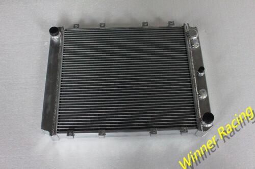 Aluminum Alloy Radiator Volvo 240//245 2.3 B230A 1985-93; 740 2.0i 85-92 A//T 40MM