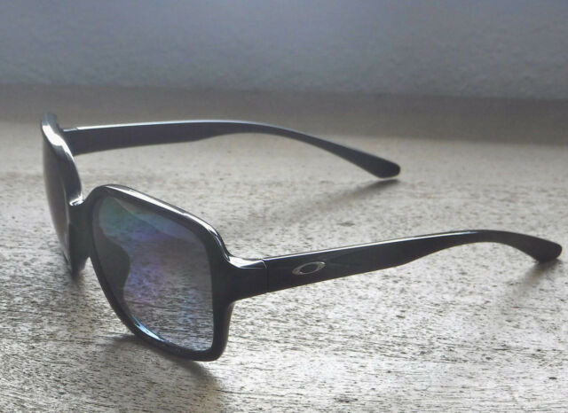 b371a554ae New Oakley Proxy Sunglasses Black Frames   Polarized Grey Gradient Lens  9312-04