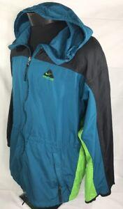 1a22eab3fc VTG Nike Windbreaker Jacket ACG 90 s Flight Air Coat Large Jordan ...