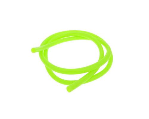 Vespa ET4 125 1m x 5mm Neon Green Fuel Pipe Line