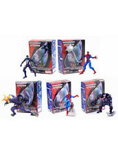 Spider Man Marvel Rare FIGURES - - - - - Kaiyodo Vignette ultimate Japanese set