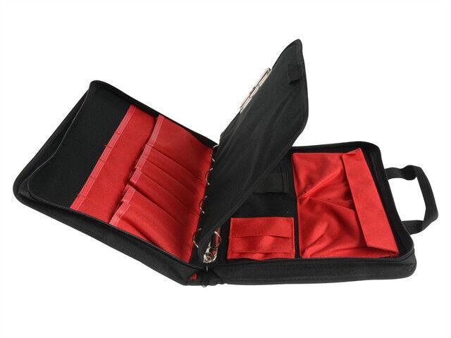 PLANO Fabric Tools, A4 Clip Board, Briefcase Document Case, Bag, Holder PNO554TX