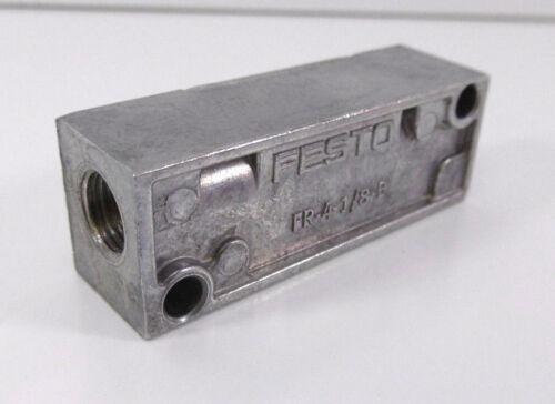 Festo FR-4-1//8-B Verteilerblock 6701