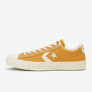 Details about CONVERSE CHEVRON & STAR BREAKSTAR SK CV OX Gold Japan Exclusive