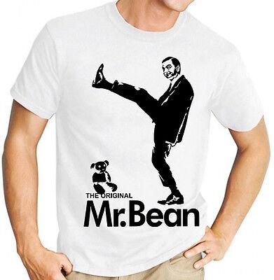 The A-Team T-shirt Van Mens Funny 80/'s TV vigilante Show Mr-T army Fight  white