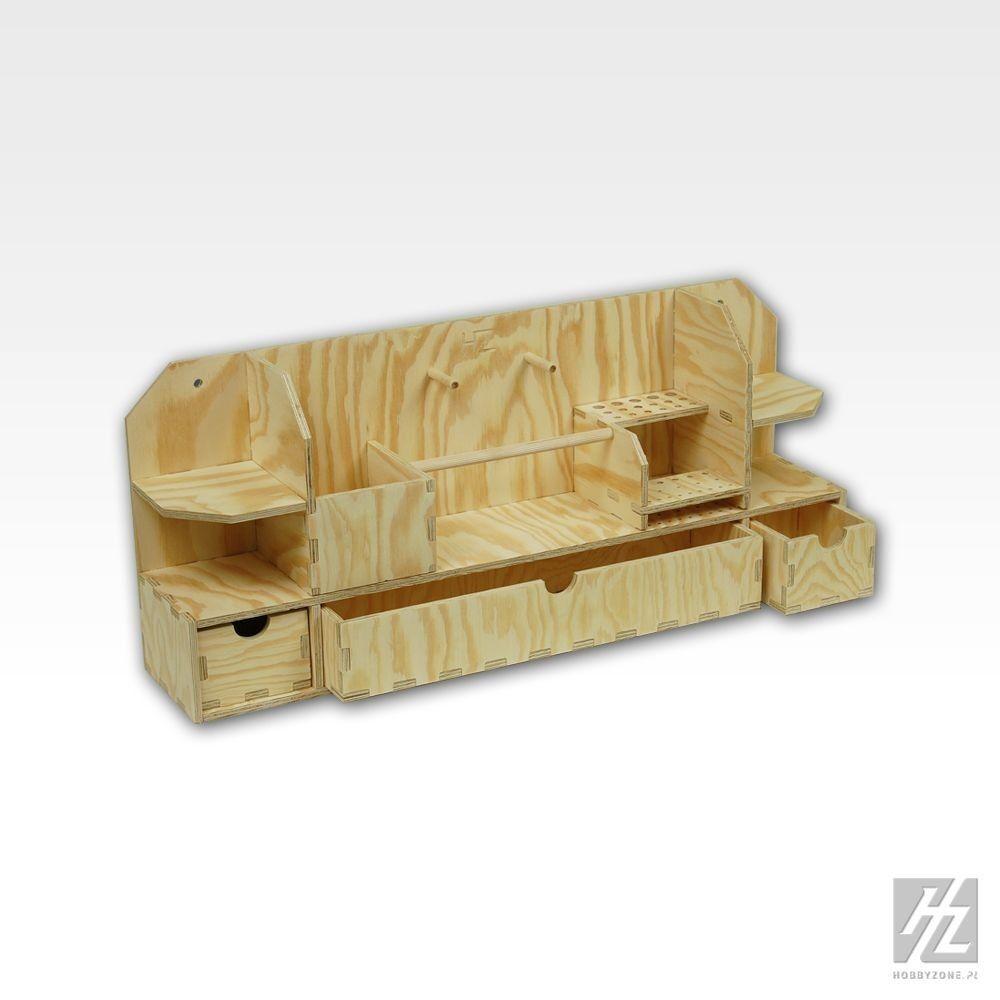 Wall shelf for Table Work bench (Wall Organiser) HobbyZone Suspension element
