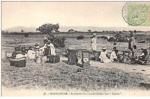 Afrika-Nr-45230-Madagascar-bourjanes-D-ein-Convoy-Machen-Ihrem-Sakafo