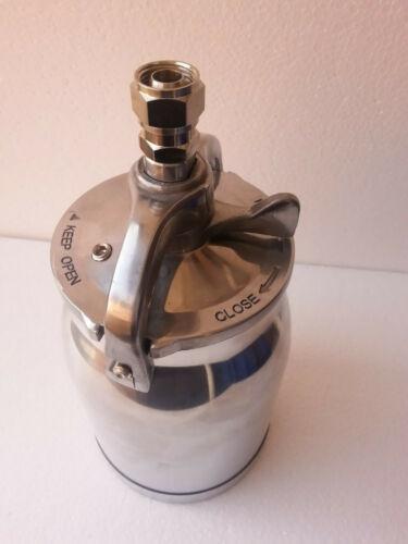 1 Litre Paint Spray Gun Suction Cup Assembley Compressor type guns.
