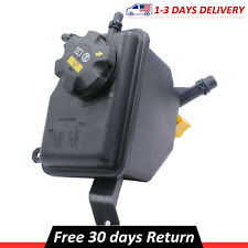 Loovey Radiator Coolant Overflow Recovery Expansion Tank With Sensor For BMW E60 E63 E6 OE# 17137542986