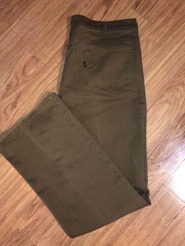 Levi's Sta Prest jeans pants 1960s 60s Black & Gol