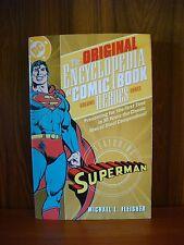 The Original Encyclopedia of Comic Book Heroes, Vol 2 - Superman 2007 1st Ptg TP