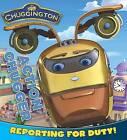 Chuggington Board Book: Action Chugger by Parragon (Board book, 2011)