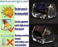 "LEMO 4"" Mendocino Solar Magnetic Levitating educational Motor Model Toys KM07"