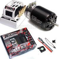 Tekin 1/8 Rx8 Gen2 Brushless System/t8 1900kv 2y Tt2317 With Fan & Wires