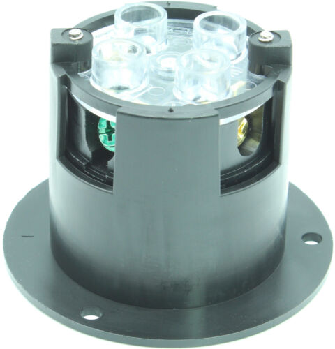 Generator Flanged Inlet Receptacle Plug Waterproof Cover 30A L14-30FI L1430P