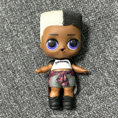 In Punk boi boy Outfit LOL Surprise DOLLS BOYS Series BOY NEXT DOOR DOLLS Gift